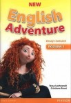 New English Adventure 1 ćwiczenia