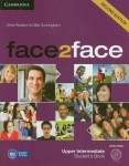 face2face 2ed Upper-Intermediate Student's Book z płytą DVD