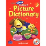 Young Children's Picture Dictionary + płyta CD [LonPea]