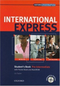 New International Express: Student's Book with Pocketbook and MultiROM Pre-Intermediate level Podręcznik