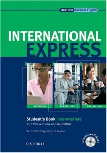 New International Express: Student's Book with Pocketbook and MultiROM Intermediate level Podręcznik